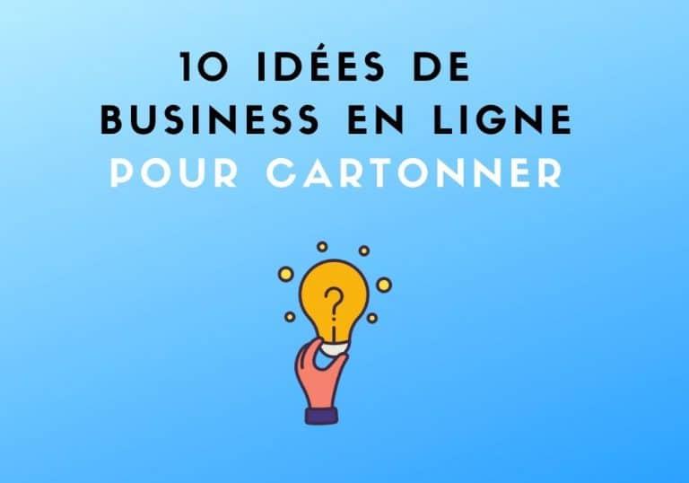 Illustration idées business