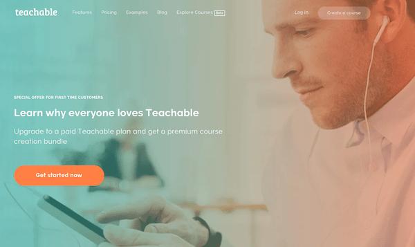 teachable cours en ligne