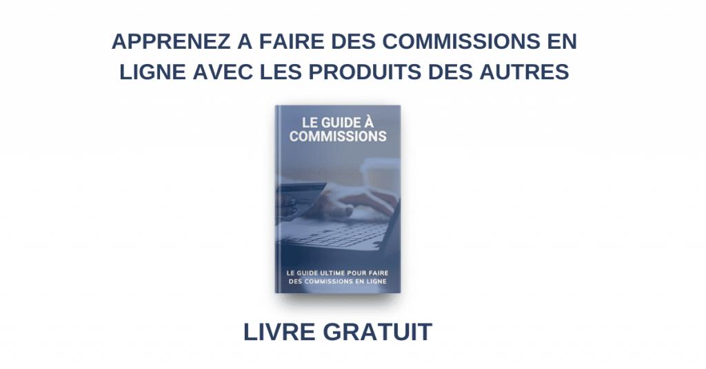 Guide gratuit à commission 1