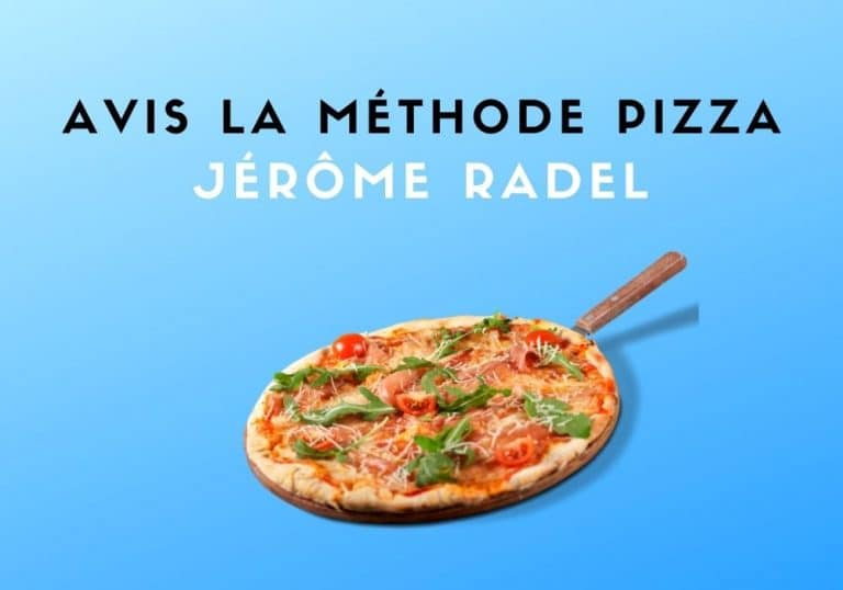 avis la méthode pizza jerome radel