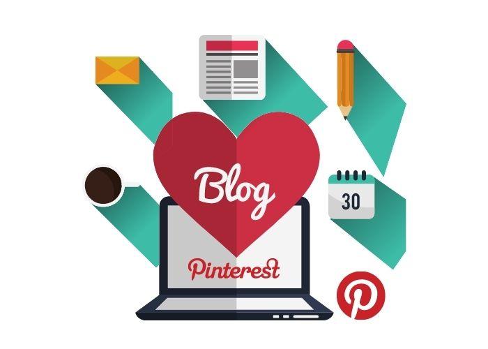 Gagner de l'argent sur Pinterest avec un blog